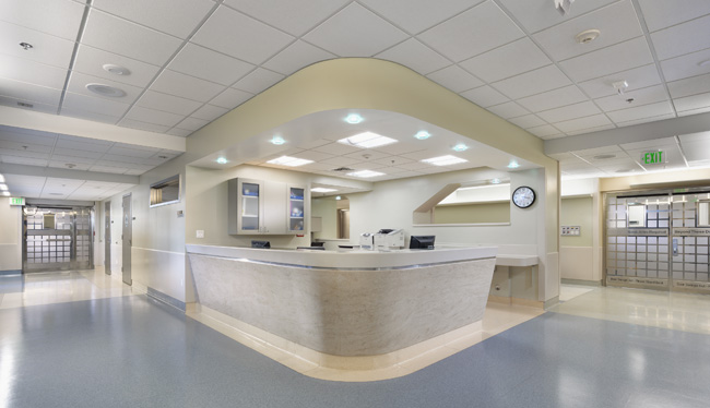 Mt  Zion Operating Room, UCSF Medical Center | TCB Builders, Inc